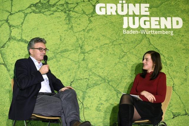 Ex-OB Dieter Salomon kehrt auf die politische Bühne zurück – für einen Abend