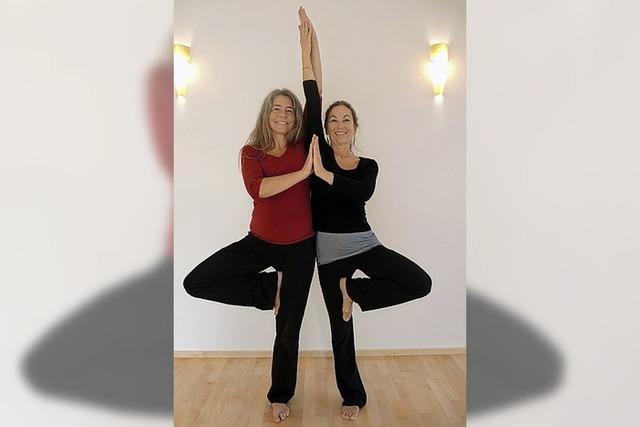 Benefiz-Yoga im Advent