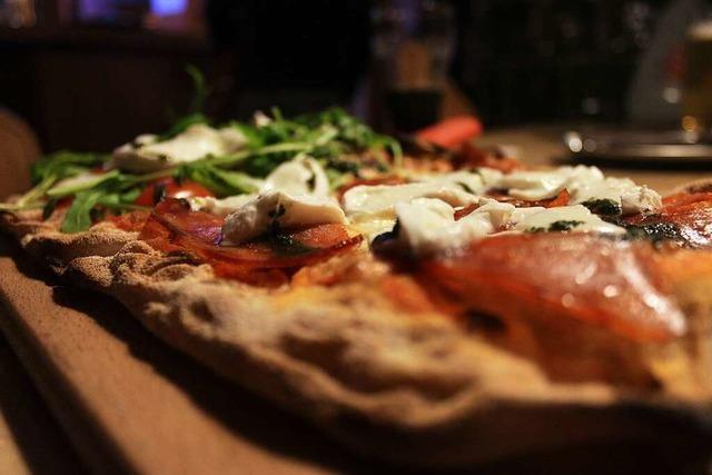 Die Pinsa ist die kleine, unbekannte Schwester der Pizza