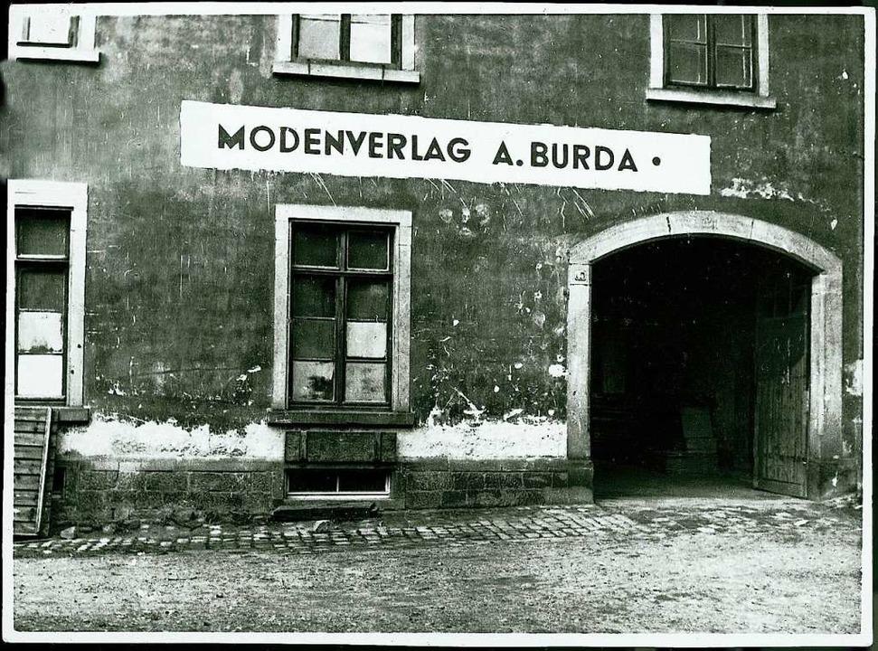 Im Lotzbeckhof  Anfang der 50er-Jahre  | Foto: privat