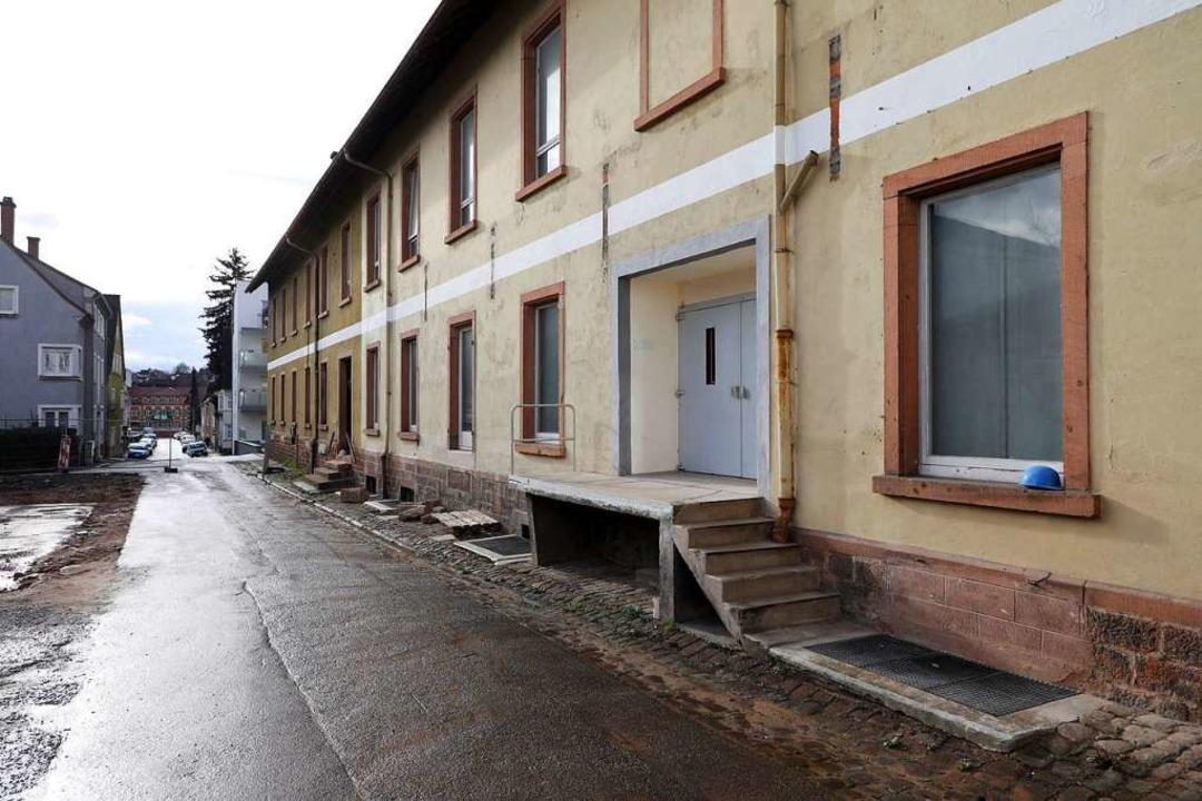So sieht der Lotzbeckhof   heute aus.  | Foto: Christoph Breithaupt