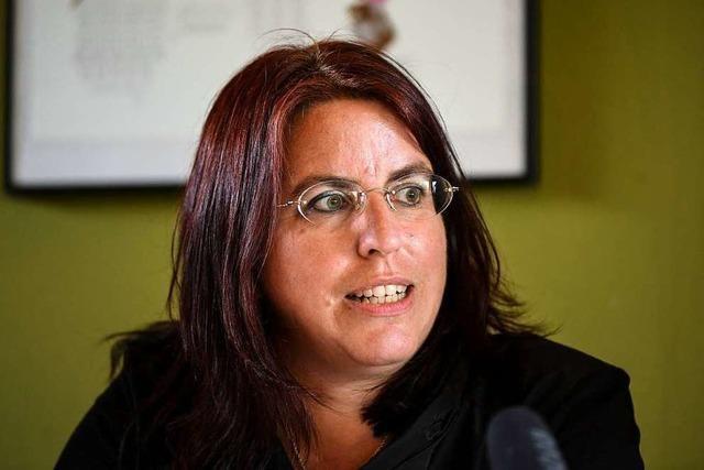 Monika Stein auf Platz 1 der Grünen Alternative Freiburg