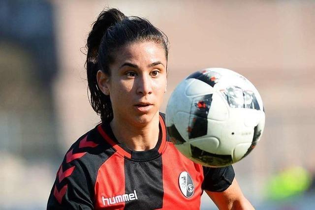 Remis im Südbaden-Derby zwischen den Frauen des SC Freiburg und des SC Sand – 2:2