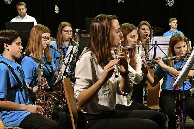 Anspruchsvolle Stücke fordern Musiker