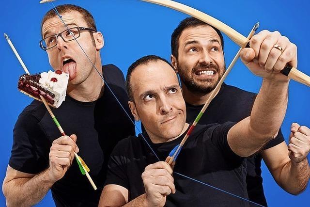 Comedy-Trio Eure Mütter mit