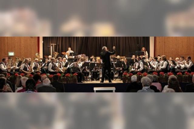 Mitreißender Abschied vom Dirigenten