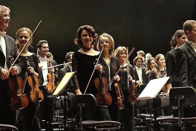 Basler Sinfonieorchester entfacht Klangrausch