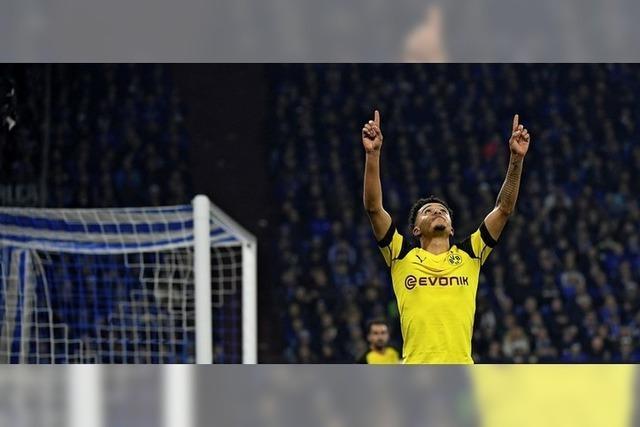 Der Dortmunder Höhenflug hält an