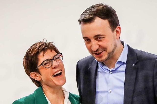 CDU: Der Schwung des Neustarts ist schon weg