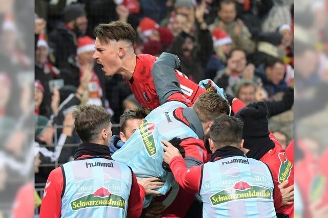 Der SC Freiburg lebt von der Bereitschaft zur Qual