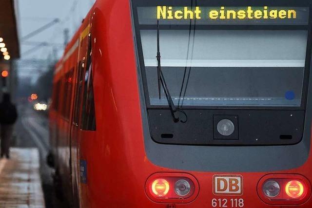 Was Reisende zum Warnstreik bei der Bahn wissen müssen