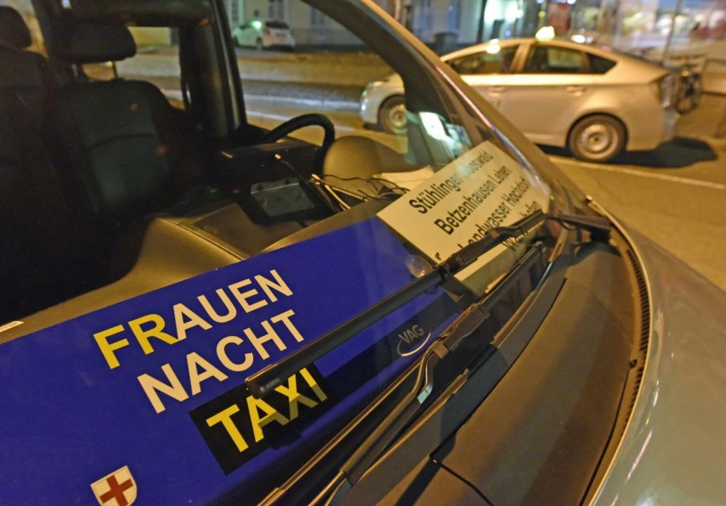 Ist ein Frauennachttaxi unnötig?  | Foto: Michael Bamberger