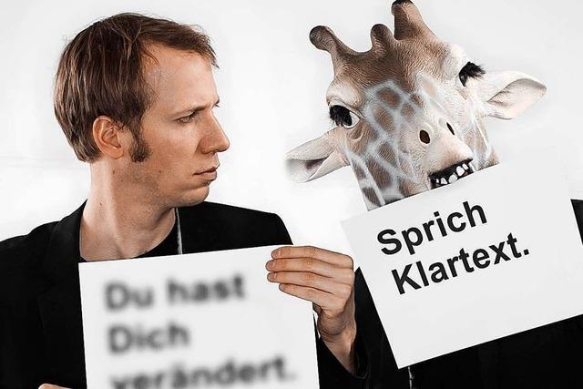 Das erwartet die Besucher beim Kabarett-Duo Ohne Rolf im Lörracher Burghof