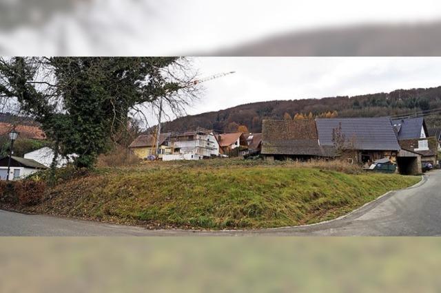 Pläne für Reihenhausensemble in Lipburg