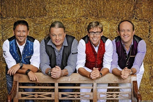 Die Feldberger und weitere Stars der Volksmusik kommen in die Ortenau