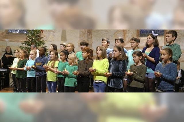 Die wohltuende Kraft des gemeinsamen Gesangs
