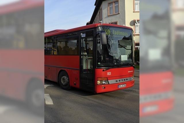 Hilfe für die Busfahrkarte