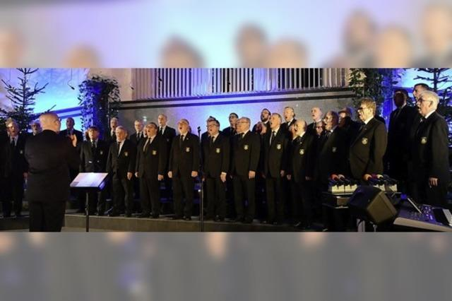 Singen und Musizieren für gute Zwecke