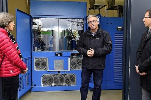 Die VAG geht mit neuem Schwung ans Energiesparen