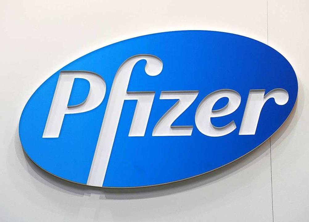 Pfizer steht in der Kritik.    Foto: dpa