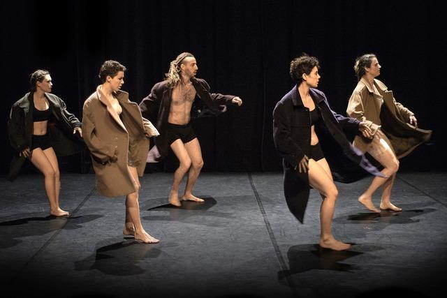 Schule für Tanz, Improvisation und Performance zeigt Kurzformate - und bietet jetzt auch einjährige Ausbildung