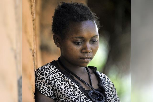 Vergewaltigung gehört im Kongo zur Kriegsführung