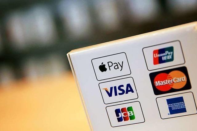 Apple startet Smartphone-Bezahldienst in Deutschland
