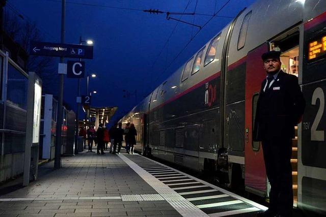 Mit Südbadens neuer TGV-Verbindung kommen Reisende in drei Stunden von Freiburg nach Paris
