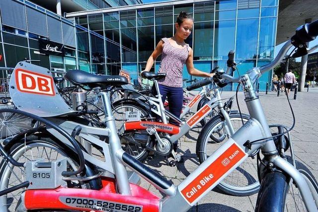 Ab Mai soll der öffentliche Fahrradverleih in Freiburg starten
