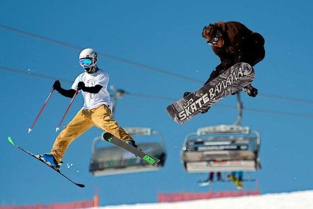Skisaison auf dem Feldberg beginnt am Donnerstag