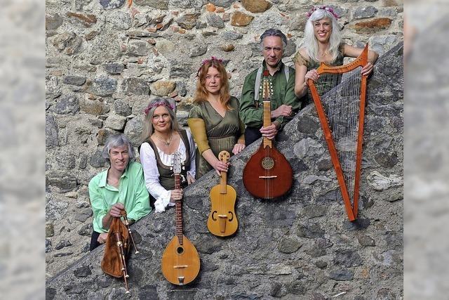 Folk aus Schweden und den britischen Inseln
