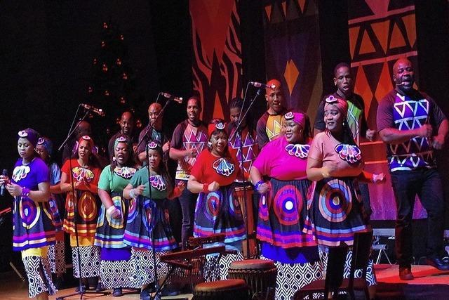 Soweto Gospel Choir in Freiburg