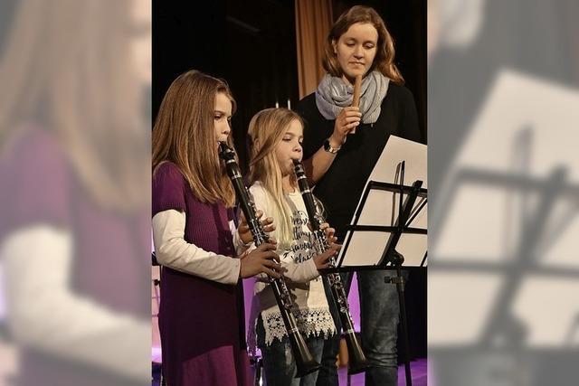 Konzert und Krippenausstellung in Seelbach