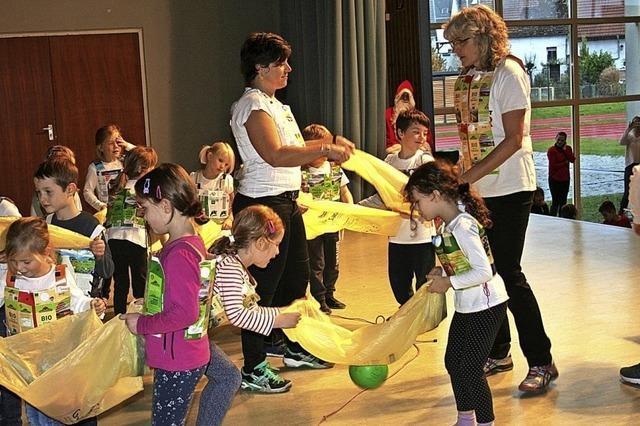 Junge Talente zeigen beeindruckende Leistungen