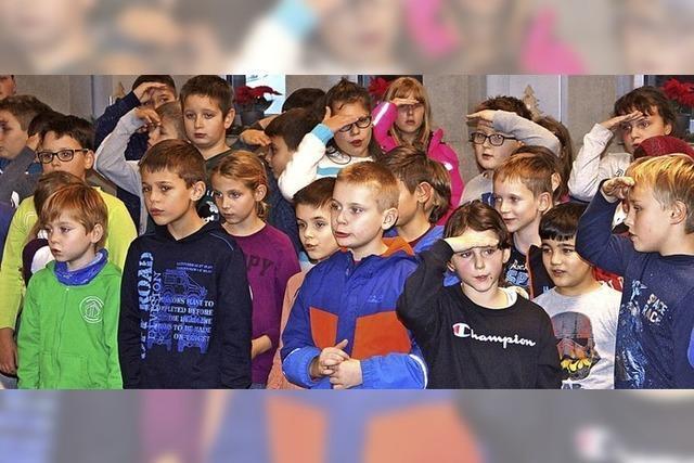 Schüler gestalten ihren Basar in Todtnau