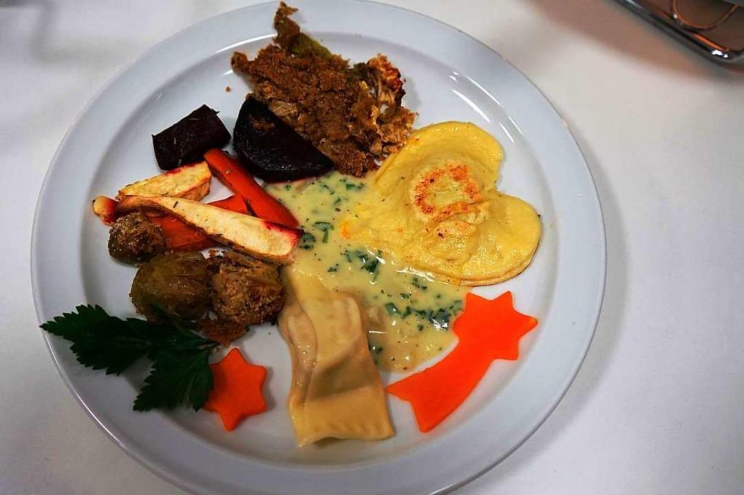 Weihnachtsmenü Vegetarisch.So Kocht Man Ein Weihnachtsmenü Ohne Fleisch Gastronomie