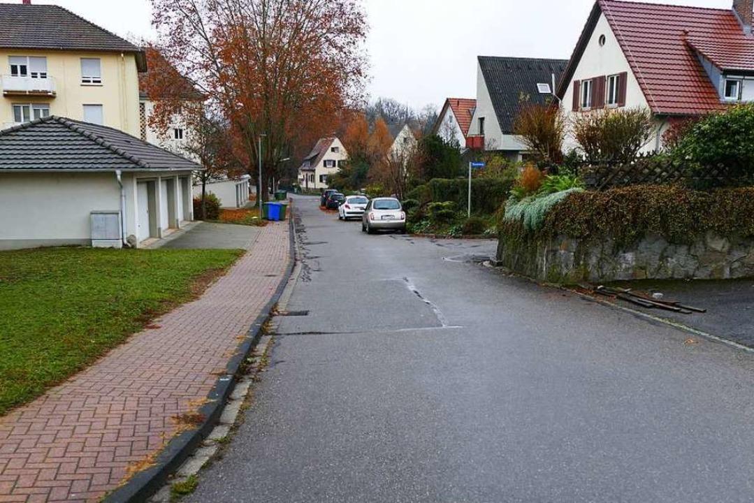Den Verkehr müsste künftig die Zielbergstraße  aufnehmen – zusätzlich.  | Foto: Benedikt Hecht