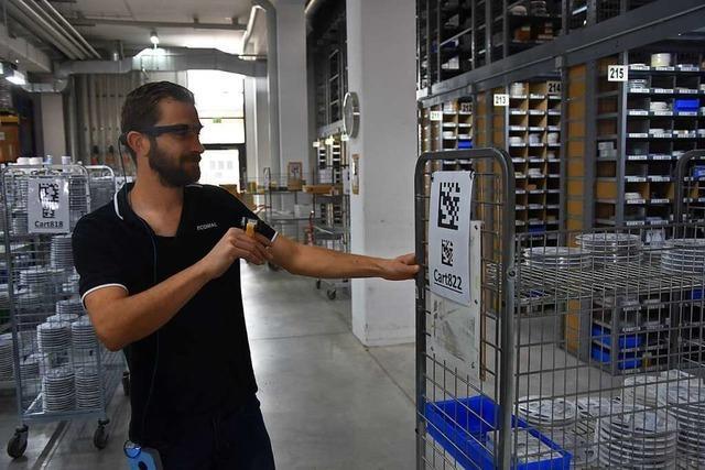 Ecomal aus Kirchzarten versorgt die Welt mit Elektronikbauteilen