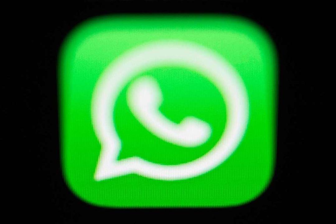 In Freiburg haben Schüler über WhatsApp Kinderpornos getauscht.  | Foto: dpa