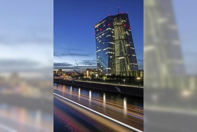 EZB-Anleihekauf war rechtmäßig