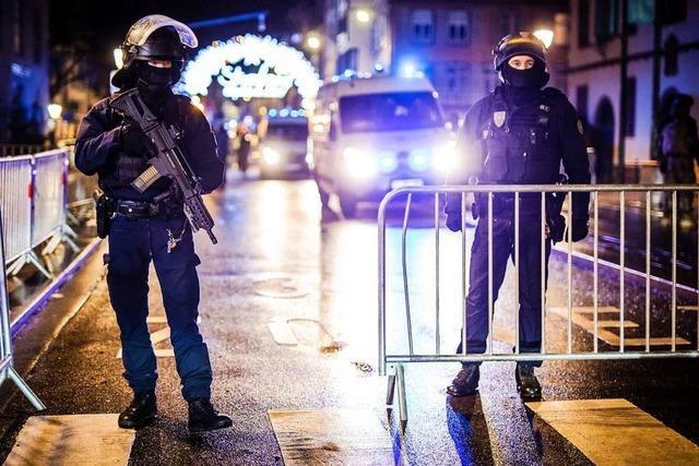 Liveblog: Attentäter von Straßburg benutzte eine Pistole und ein Messer