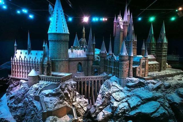 Hogwarts in the Snow: Eintauchen in die Filmkulissen von Harry Potter