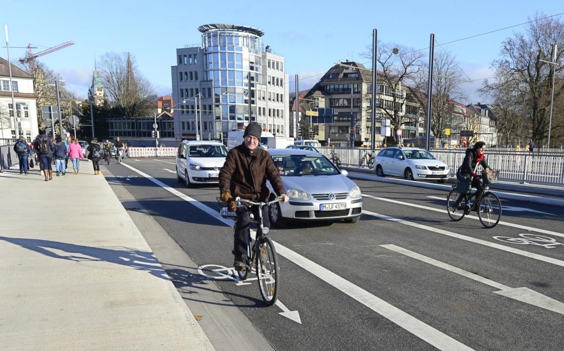 Der Verkehr läuft!  | Foto: Ingo Schneider
