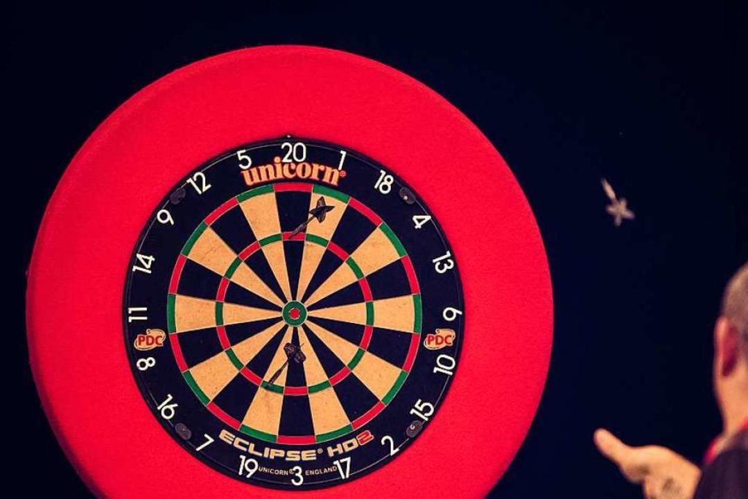 Darts: Ein Spiel, dass Konzentration erfordert.  | Foto: dpa