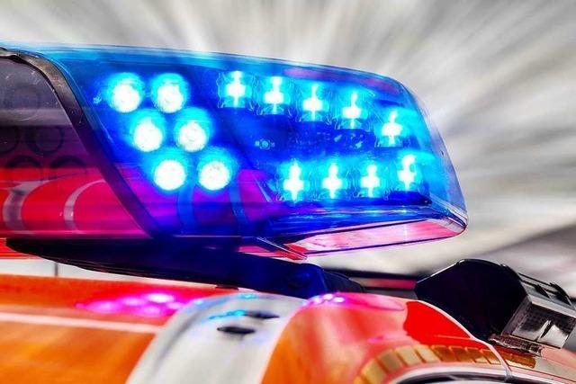 Ex-Freundin fährt 59-Jährigen mit dem Auto an – tot