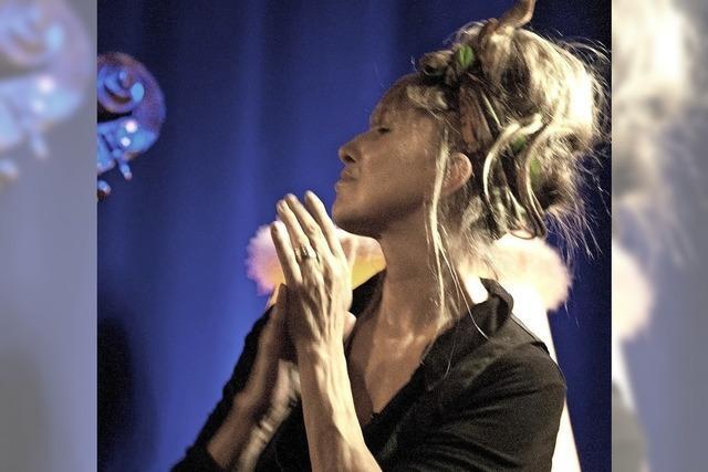 Caro Josée gastiert am Freitag, 14. Dezember, in der Stadthalle Bonndorf