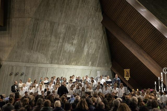 Konzert der Waldorfschule Emmendingen