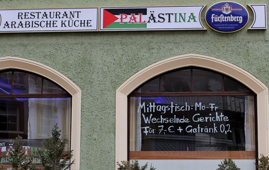 Während drei Restaurants in Löffingen ...re warme Küche erst am Spätnachmittag.  | Foto: Christa Maier