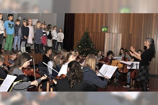 Mit Sang und Klang in die Weihnachtszeit