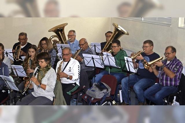 Musiker fiebern Auftritt entgegen